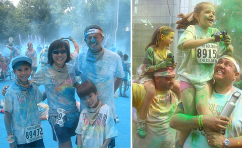 the color run 1