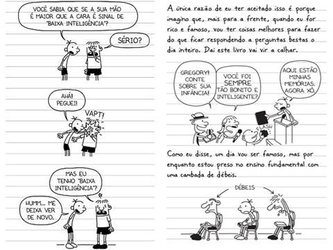diario de um banana quadrinhos