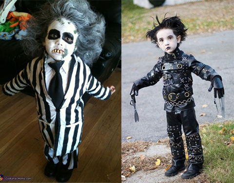 fantasia beetle juice e edward