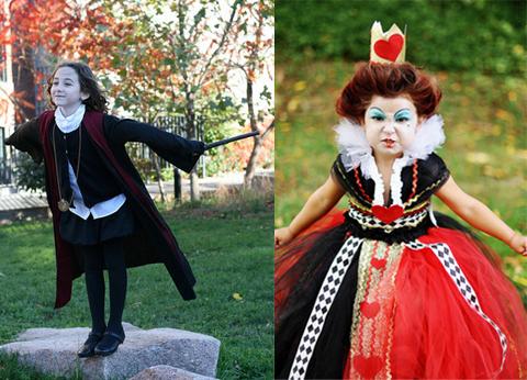fantasia hermione e rainha de copas